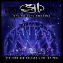 With the Unity Orchestra – Live from New Orleans – 311 Day 2014 cover